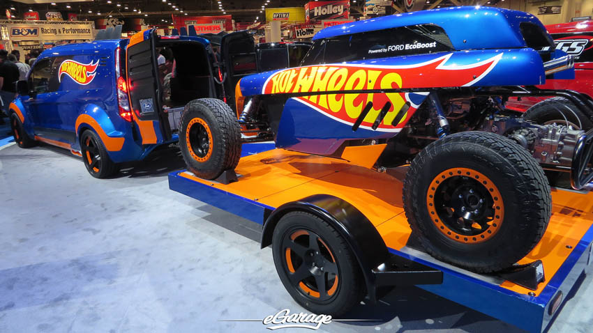 SEMA Show 2013 Hot Wheels