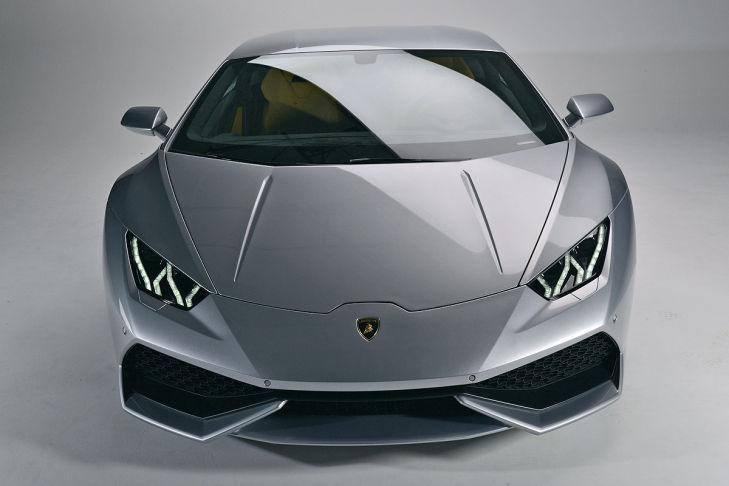 Discover The Lamborghini Huracan
