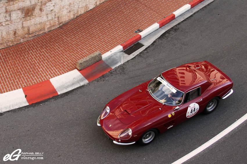 2013 Monaco Telethon Vintage Ferrari 275
