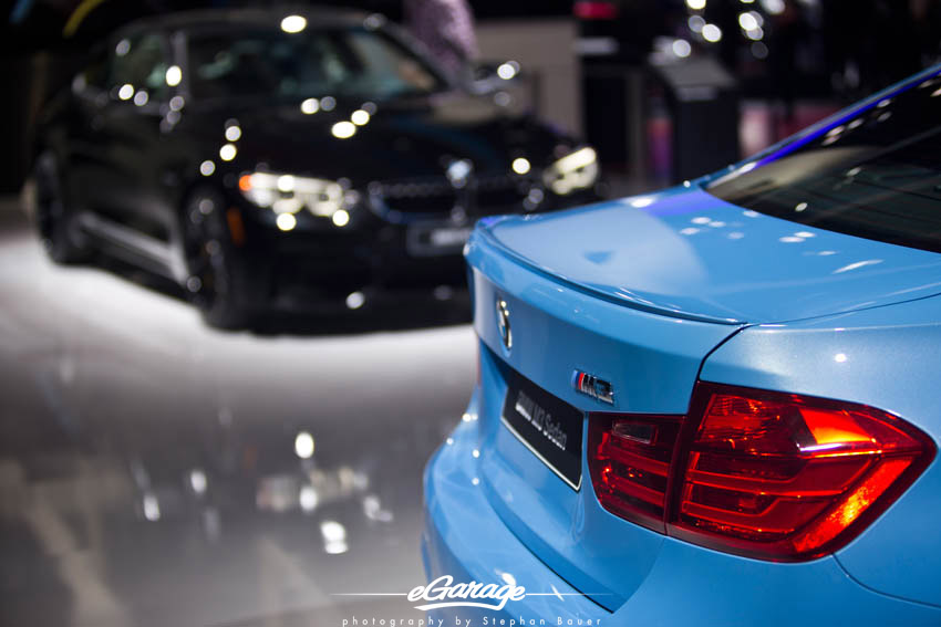 2014 NAIAS BMW M4