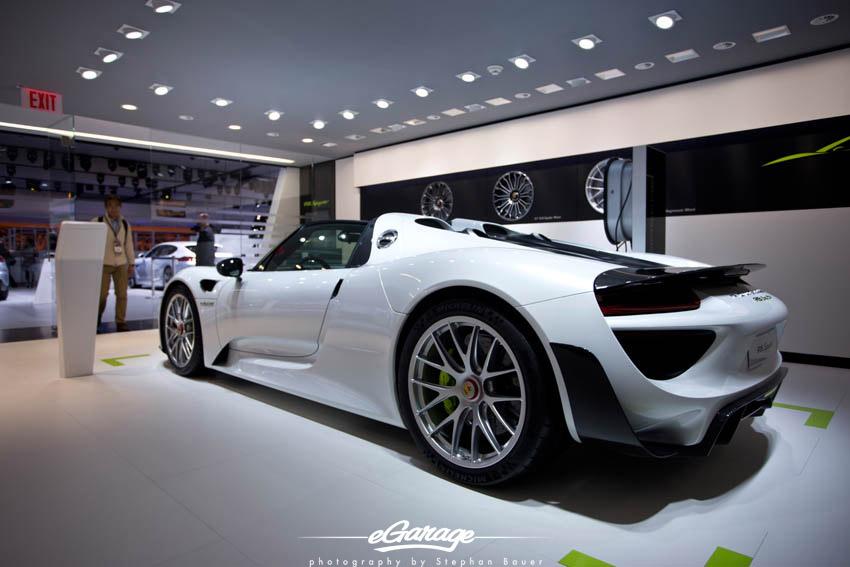 2014 NAIAS Porsche 918