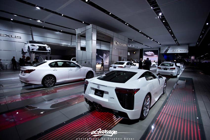 2014 NAIAS Lexus