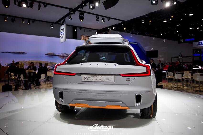 2014 NAIAS Volvo XC Coupe Concept