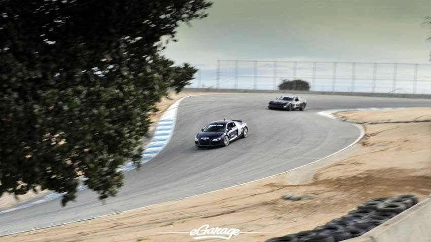 Optima Street Car Laguna Seca Corkscrew