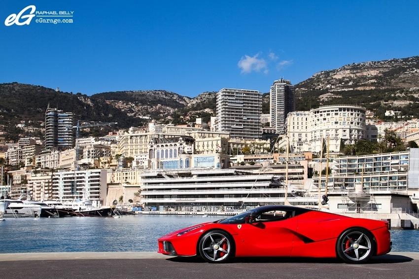 LaFerrari Monaco