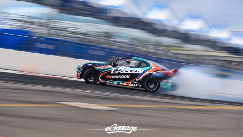 2014 Formula Drift Long Beach Ken Gushi