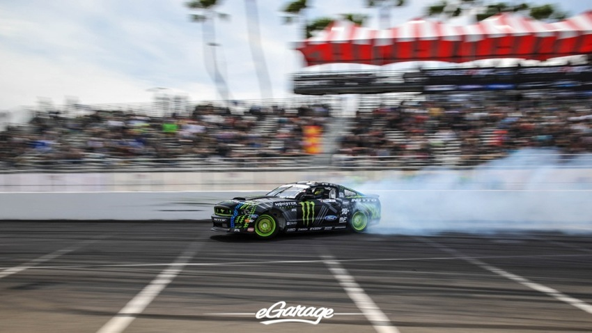2014 Formula Drift Long Beach Vaughn