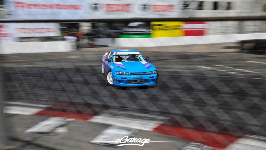 2014 Formula Drift Long Beach Nate Hamilton
