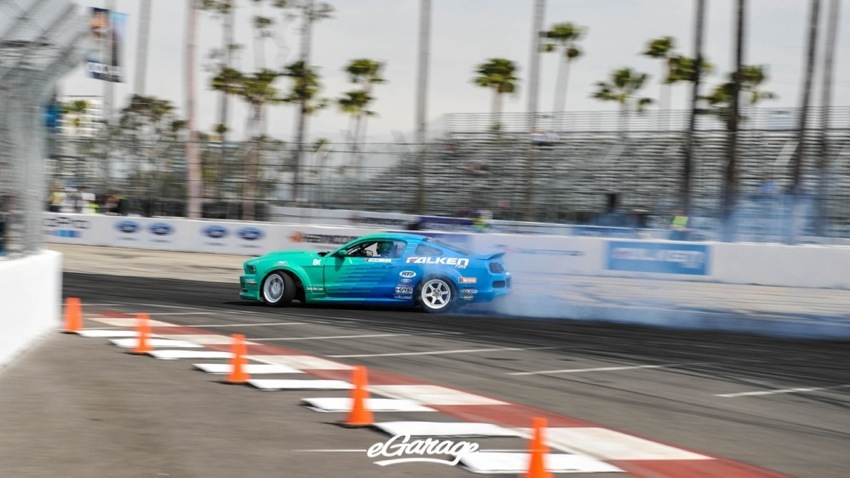 2014 Formula Drift Long Beach JTP