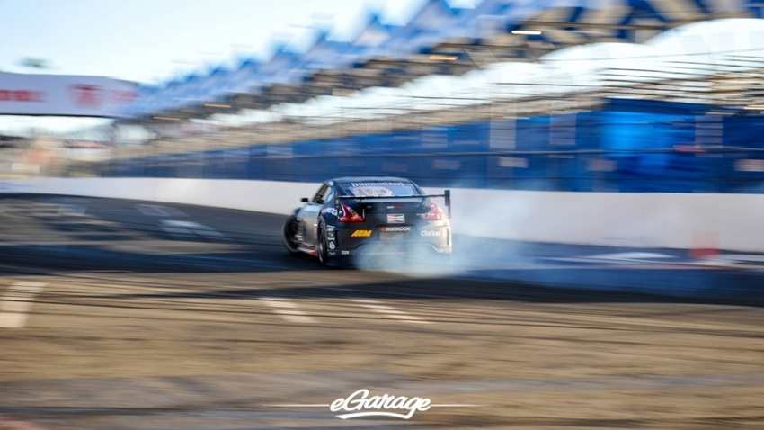2014 Formula Drift Long Beach Forsberg
